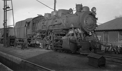 2018.15.N64G.8163--ed wilkommen 116 neg--N&PBL--steam locomotive 0-6-0 80--South Norfolk VA--no date