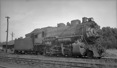 2018.15.N64G.8152--ed wilkommen 116 neg [Stan Mailer]--N&PBL--steam locomotive 2-8-0 44--South Norfolk VA--1954 0800