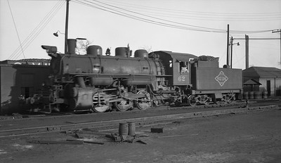 2018.15.N64G.8158--ed wilkommen 116 neg--N&PBL--steam locomotive 0-6-0 62--location unknown--no date
