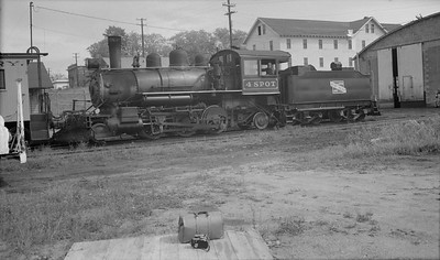 2018.15.N64L.8229--ed wilkommen 116 neg--Laona & Northern--steam locomotive 2-6-2 4--Laona WI--1972 0800