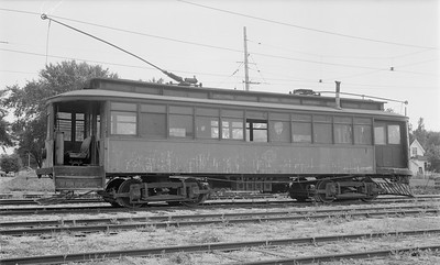 2018 15 N64 2567--ed wilkommen 116 neg--Charles City Western--electric wooden streetcar 52--Charles City IA--no date