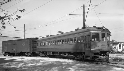 2018.15.N64.2556X--ed wilkommen 116 neg--Bamberger Railroad--electric interurban 352--North Salt Lake City UT--no date