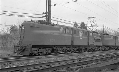 2018.15.N58.1963--ed wilkommen 116 neg--PRR--electric locomotive 4826--location unknown--1960s