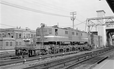 2018.15.N58.1960--ed wilkommen 116 neg--NYC--electric locomotive 225--location unknown--1960s