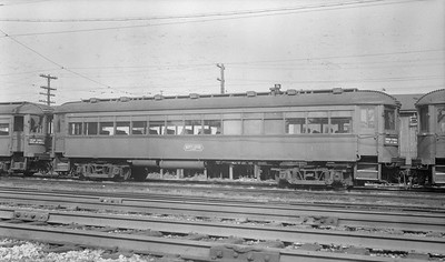 2018.15.N99A.2862M--ed wilkommen 116 neg--CNS&M--electric interurban coach trailer 186--location unknown--no date
