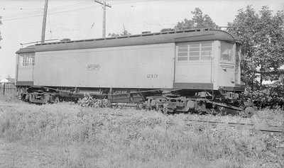 2018.15.N99A.2865K--ed wilkommen 116 neg--CNS&M--electric freight motorcar 213--location unknown--no date