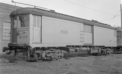 2018.15.N99A.2870--ed wilkommen 116 neg--CNS&M--electric express motor 237--North Chicago IL (Pettibone Yard)--1961 0800