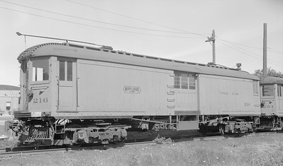 2018.15.N99A.2865Q--ed wilkommen 116 neg--CNS&M--electric freight motorcar 216--location unknown--no date