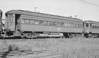 2018.15.N99A.2862A--ed wilkommen 116 neg--CNS&M--electric interurban coach trailer 185--location unknown--no date