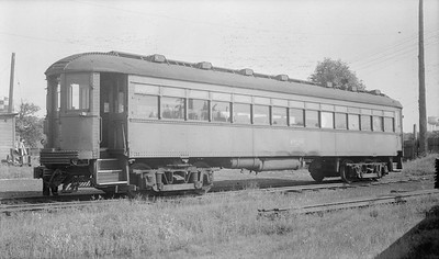2018.15.N99A.2864D--ed wilkommen 116 neg--CNS&M--electric interurban coach trailer 195--location unknown--no date
