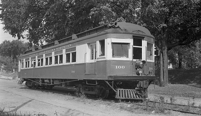2018.15.N64.3025B--ed wilkommen 116 neg--WFC&N--electric interurban 100--location unknown--no date