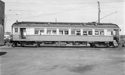 2018.15.N64.3025--ed wilkommen 116 neg--WCF&N--electric parlor-obs interurban 100--Waterloo IA--no date