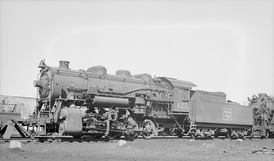 2018.15.N95B.7200D--ed wilkommen 116 neg [Stan Mailer]--B&M--steam locomotive 0-8-0 H-2a 622--Boston MA--1955 0500