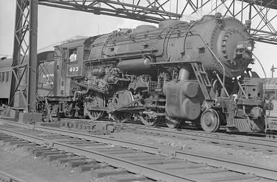 2018.15.N95A.7190--ed wilkommen 6x9 neg--B&A--steam locomotive 4-6-6T 403--Boston MA--1948 0700