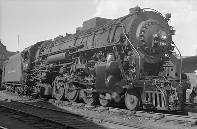 2018.15.N95A.7192--ed wilkommen 6x9 neg--B&A--steam locomotive 4-6-4 J-2a 600--Boston MA--1948--0700