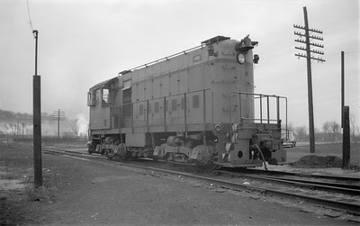 2018.15.N68B.4820--ed wilkommen 116 neg--CMStP&P--diesel locomotive ALCO 1600 (later 980)--St Paul MN--1949 0116