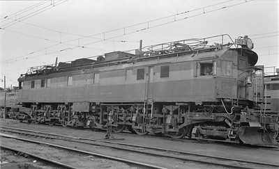 2018.15.N68D.4880--ed wilkommen 116 neg--CMStP&P--electric locomotive E-12--Deer Lodge MT--1952 0906