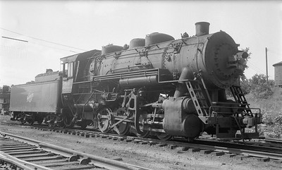 2018.15.N66A.3470--ed wilkommen 116 neg--CStPM&O--steam locomotive 0-8-0 M-5a 65--St Paul MN--1952 0810 2018.15.N66A.3470--ed wilkommen 116 neg--CStPM&O--steam locomotive 0-8-0 M-5a 65--St Paul MN--1952 0810