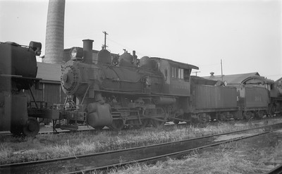 2018.15.N66A.3461--ed wilkommen 116 neg--CStPM&O--steam locomotive 0-6-0 M-1 1--St Paul MN--1946 0303 2018.15.N66A.3461--ed wilkommen 116 neg--CStPM&O--steam locomotive 0-6-0 M-1 1--St Paul MN--1946 0303