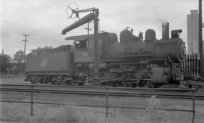 2018.15.N66A.3463--ed wilkommen 116 neg--CStPM&O--steam locomotive 0-6-0 M-1 18--St Paul MN--no date 2018.15.N66A.3463--ed wilkommen 116 neg--CStPM&O--steam locomotive 0-6-0 M-1 18--St Paul MN--no date