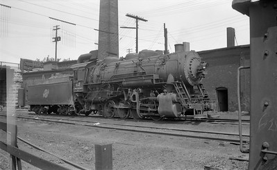 2018.15.N66A.3471--ed wilkommen 116 neg--CStPM&O--steam locomotive 0-8-0 M-5 67--St Paul MN--1946 0707 2018.15.N66A.3471--ed wilkommen 116 neg--CStPM&O--steam locomotive 0-8-0 M-5 67--St Paul MN--1946 0707