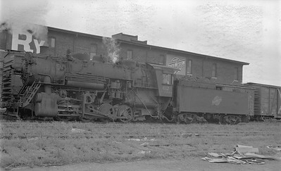 2018.15.N66A.3469--ed wilkommen 116 neg--CStPM&O--steam locomotive 0-8-0 M-5 62--Minneapolis MN--no date 2018.15.N66A.3469--ed wilkommen 116 neg--CStPM&O--steam locomotive 0-8-0 M-5 62--Minneapolis MN--no date