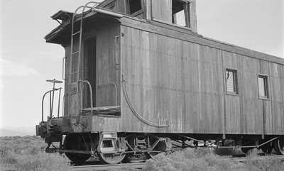2018.15.N45.1571--ed wilkommen 116 neg--caboose-D&RGW--location unknown--no date