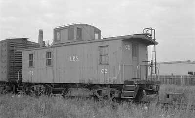 2018.15.N45.1554--ed wilkommen 116 neg--caboose--LPS--location unknown--no date