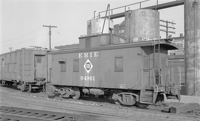 2018.15.N45.1556--ed wilkommen 116 neg--caboose--ERIE--location unknown--no date
