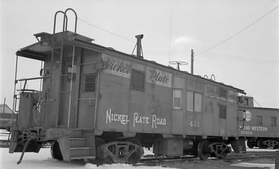 2018.15.N45.1569--ed wilkommen 116 neg--caboose--NKP--location unknown--no date