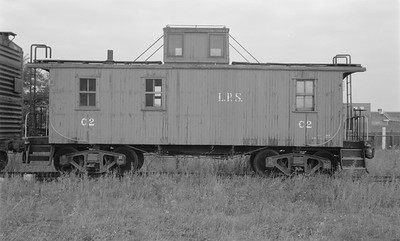 2018.15.N45.1555--ed wilkommen 116 neg--caboose--LPS--location unknown--no date