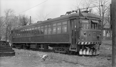 2018.15.N82.6296Z--ed wilkommen 116 neg [Stan Mailer]--CNR--electric interurban passenger car 83--Simcoe ON--1957 0426