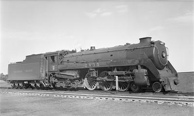2018.15.N83.6340--ed wilkommen 116 neg--CP--steam locomotive 4-6-4 H1C 2835--Broadview SK--1947 0804