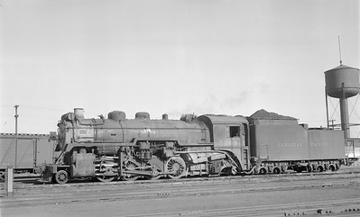 2018.15.N83.6348--ed wilkommen 116 neg--CP--steam locomotive 2-8-2 P2A 5304--Brandon MB--1952 1023