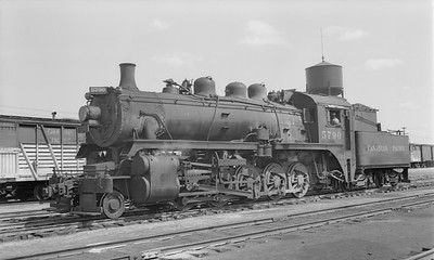 2018.15.N83.6350--ed wilkommen 116 neg--CP--steam locomotive 2-10-0 R3D 5790--Brandon MB--1948 0801