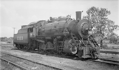 2018.15.N89.6530--ed wilkommen 116 neg--SLSF--steam locomotive 2-8-0 1333--location unknown--no date