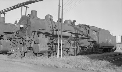 2018.15.N87.6400D--ed wilkommen 116 neg--ICRR--steam locomotive 4-6-2 1143--location unknown--no date