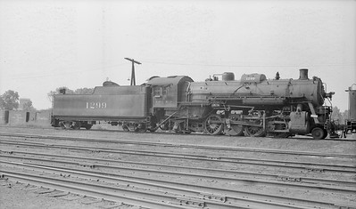 2018.15.N87.6404D--ed wilkommen 116 neg--ICRR--steam locomotive 2-8-2 1299--location unknown--no date