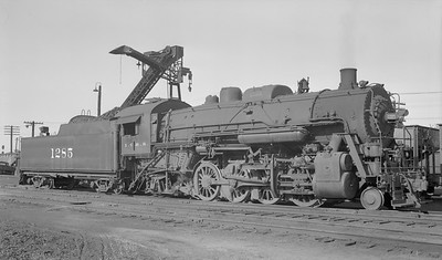 2018.15.N87.6403M--ed wilkommen 116 neg--ICRR--steam locomotive 2-8-2 1285--location unknown--no date