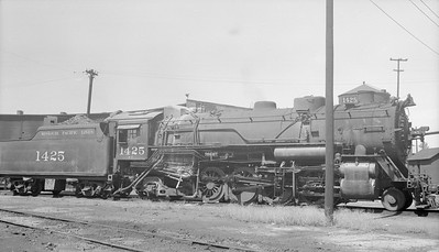 2018.15.N98A.7284D--ed wilkommen 116 neg--MP--steam locomotive 2-8-2 1425--Dupo IL--1953 0905