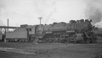 2018.15.N98A.7288--ed wilkommen 116 neg--MP--steam locomotive 2-10-2 1720--Kansas City MO--no date