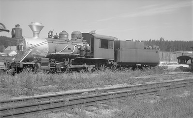 2018.15.N59.1972--ed wilkommen 116 neg--Black Hills Central--WP&Y steam locomotive 69--Hill City SD--1960s
