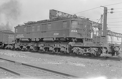 2018.15.N97A.7704--ed wilkommen 6x9 neg--NYC--electric locomotive 200--location unknown--no date