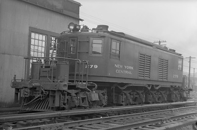 2018.15.N97A.7706--ed wilkommen 6x9 neg--NYC--electric locomotive 279--location unknown--no date