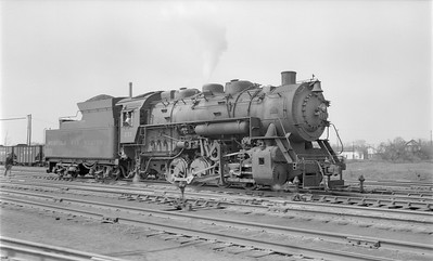 2018.15.N79.6178--ed wilkommen 116 neg--N&W--steam locomotive 0-8-0 S1 272--Norfolk VA--1955 0418