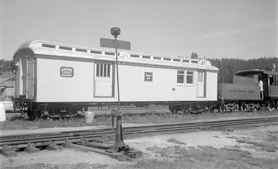 2018.15.N48.1621--ed wilkommen 116 neg--passenger car (baggage)--DC--Hill City SD--no date