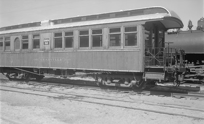 2018.15.N48.1624--ed wilkommen 116 neg--passenger car (obs)--CB&Q--Hill City SD--no date