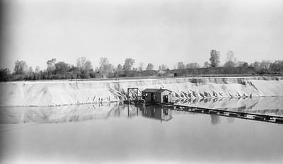 2018.15.N64.2588U--ed wilkommen 116 neg--Consumers Company--gravel pit--Cary IL--no date