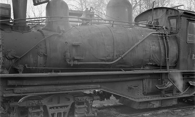 2018.15.N61C.2043--ed wilkommen 116 neg--Graham County--Shay steam locomotive 1926--Robbinsville NC--no date
