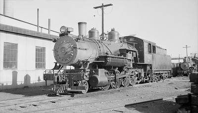 2018.15.N64.7326--ed wilkommen 116 neg--Great Western--steam locomotive 2-8-0 2--Loveland CO--1947 1223